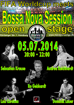 bossa session 20140705