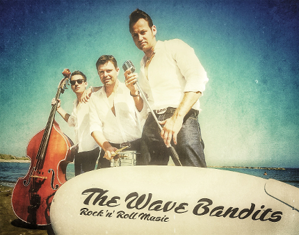 wave bandits rockabilly small